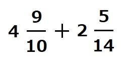 公文E教材 算数 分数