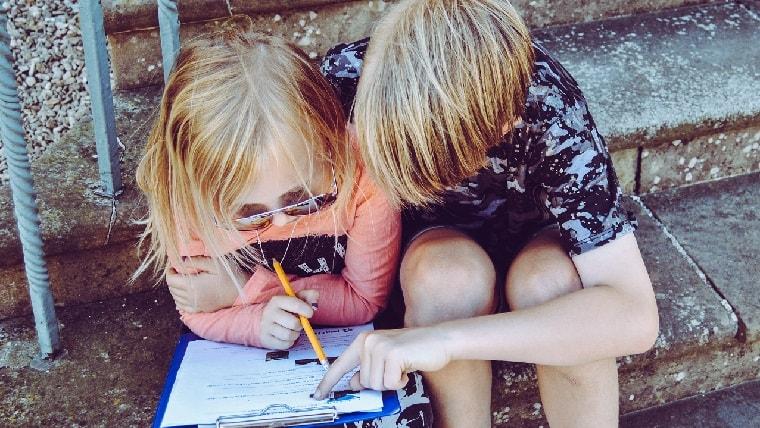 公文 夏の特別学習