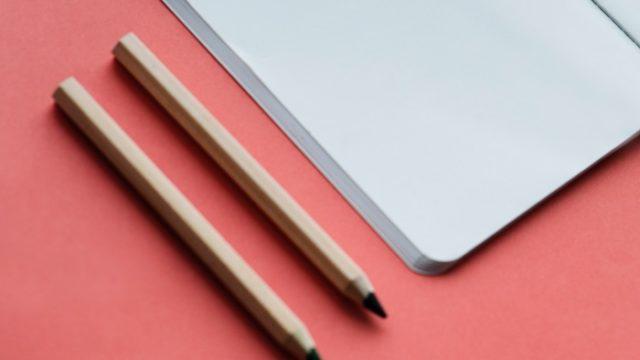 ノートと鉛筆(公文)