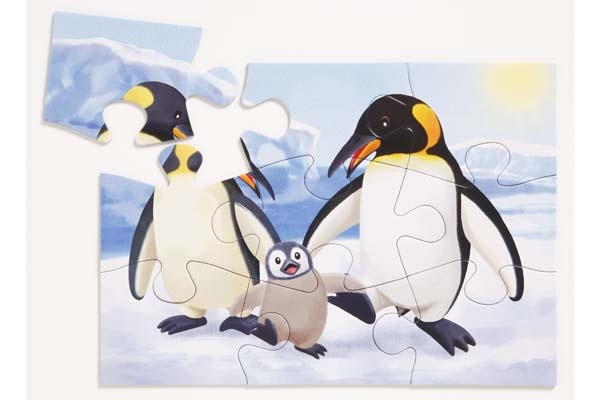 くもんのジグソーパズル ペンギン